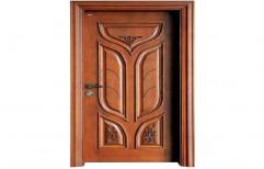Teak Wood Door Design by Door City