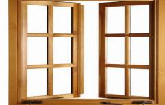 Teak Wood Windows by Sri Raghavendra Timber