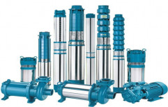 Under Submersible Water Pump  by Jahnavi Engineering