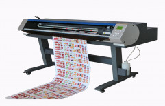 Vinyl Printer Cutter Machine