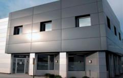 Virgo Aluminium Composite Panel by Afihtal's Decors