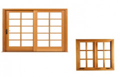 Wooden Windows by National Saw Mill & Wood Industries