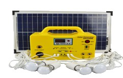 4Ah Solar Home Lightning System by Powermax Energies Private Limited