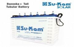 Bazooka Plus Tall Tubular Battery 200 Ah by Sukam Power System Limited