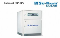 Colossal 3P-3P 50KVA/360V DSP Sine Wave Inverter by Sukam Power System Limited