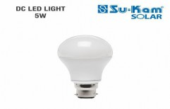 DC LED Light 5W Bulb by Sukam Power System Limited