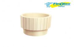 Finolex Flow Guard (Male Threaded Adapter) MTA by Finolex Pipes & Fittings (Unit Of Finolex Industries Limited)