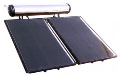Flat Plate Collectors Water Heater by Shri Rudra Solar Developers