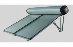 FPC Solar Water Heater by Vision Solar Power System