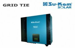 Grid Tie String Inverter - Single Phase 3kWp by Sukam Power System Limited