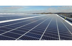 Industrial Solar Power Plant by Neoteric Enterprises India Private Limited