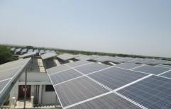 Industrial Solar Power Plant by Qorx Energy