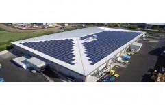 Industrial Solar Power Plants by Aviraj Urja