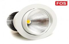 LED Down Light COB - 30W Neutral White (4000k) by Future Energy