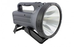 LED Search Light 30W, with Li-Polymer Battery (Range 2 Km.) by Future Energy