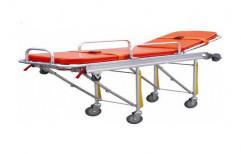 Movable Stretcher Trolley by Gaurav Sanjivani Technicals