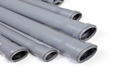 Polyking PVC SWR Pipes by Hariom Industries
