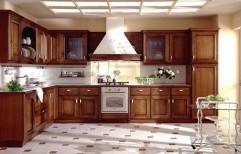 PVC Kitchen Cabinet by Rana Aluminium & Pvc