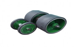 Rubber Pressing Roller by Genext Technologies