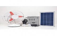 Solar Home Lighting System by AGM Solar Energy
