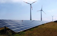 Solar Wind Hybrid System by Powermax Energies Private Limited