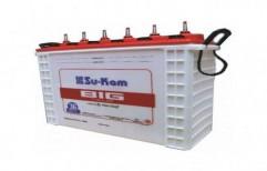 Sukam Big Tubular Battery by Watt Else Enterprises Private Limited