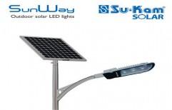 Sunway Solar Street Lighting 30Wp LED Based by Sukam Power System Limited
