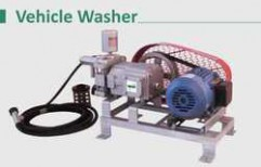 Triple Plunger Washer by S. P. Industries