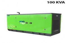 100 KVA Kirloskar Green Silent Generators by Swastik Power