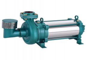 20 HP Open Well Submersible Pump by Pacific Pumps & Motors
