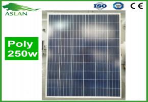 250W Poly Crystalline Solar Panel by JP Solar