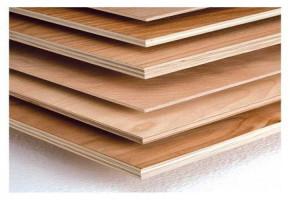 4 MM Wooden Plywood by KK Enterprises