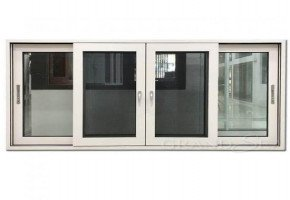 4 Track Sliding Windows by Lucky Traders