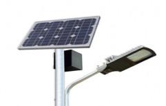 9 Watt Solar Street Lights by Sunshine Engineering