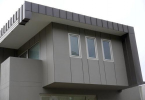 ACP Wall Cladding by United Ad