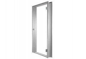 Aluminium Bathroom Door Frame by Start Marketing Solutions