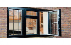 Upvc Casement Window, Size/Dimension: Standardised