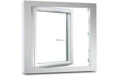 Aluminium Glass Casement Window by Faizan Glass