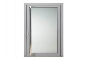 Aluminium Glass Door by Haridarshan Windows