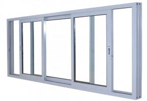 Aluminium Sliding  Window For Balcony  by Sanjeevan & Company
