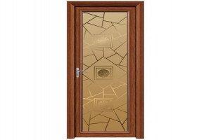 Bathroom PVC Door          by Economic Panel Doors
