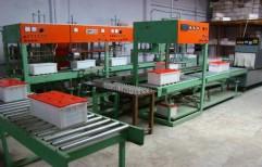 Battery Making Machine by Tantra International