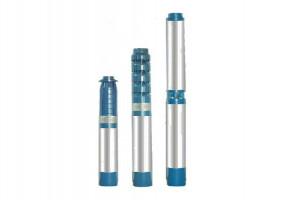 Borewell Submersible Pumps by Ellen Pumps