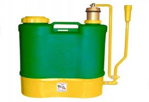 Brass Axle Type Knapsack Spray Pump by Delhi Seeds