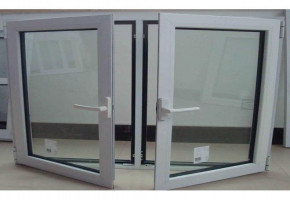 Casement Door And Window by A2z Glass India