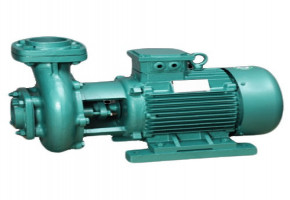 Single Phase Electric Centrifugal Monoblock Pumps, Resale, Air Cooled