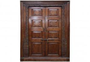 Century Main Teak Wood Doors by Aamin Designe Door
