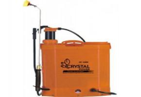 Crystal Battery Spray Pump