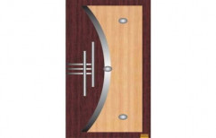 Decorative PVC Flush Door