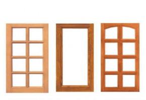 Designer Wooden Window by Unique Enterprises